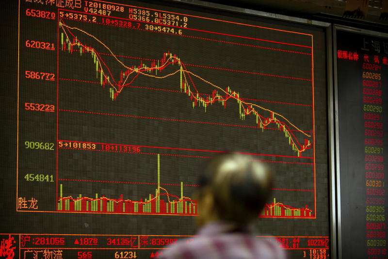 Stocks Turn Lower On Concern About Italys Spending Plans