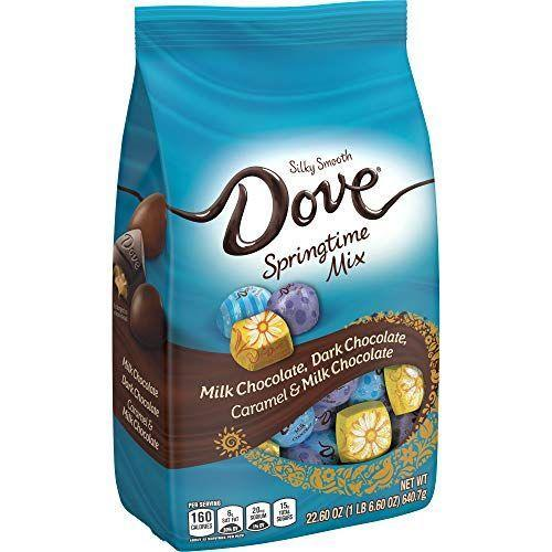 "<p><strong>Dove Chocolate</strong></p><p>amazon.com</p><p><strong>$9.98</strong></p><p><a href=""https://www.amazon.com/dp/B01N6BVQGL?tag=syn-yahoo-20&ascsubtag=%5Bartid%7C2089.g.1239%5Bsrc%7Cyahoo-us"" rel=""nofollow noopener"" target=""_blank"" data-ylk=""slk:Shop Now"" class=""link rapid-noclick-resp"">Shop Now</a></p><p>For the <a href=""https://www.bestproducts.com/eats/food/g2243/best-chocolate-candy-bars-milk-dark/"" rel=""nofollow noopener"" target=""_blank"" data-ylk=""slk:chocolate lovers"" class=""link rapid-noclick-resp"">chocolate lovers</a> out there, this assorted mix of Dove chocolate makes for the best Easter basket candy. With milk, dark, and caramel-filled milk chocolate, your sweet tooth will definitely be satisfied.</p>"