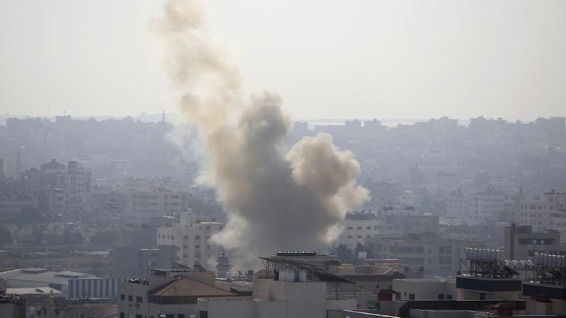 A rare targeted strike from Israel has killed a top commander from the Islamic Jihad group in Gaza
