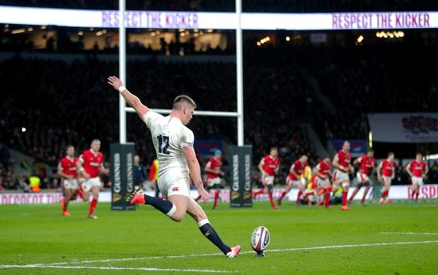 Farrell will be available for England's delayed Six Nations fixture against Italy