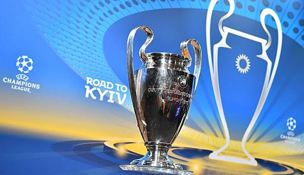 Champions League: Road to Kiew: Das Quiz zum Viertelfinale