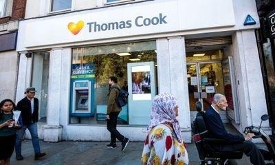 Thomas Cook shares plunge after Citigroup's 'zero' valuation