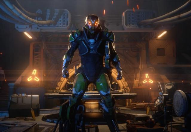We're not entirely sure what to expect from 'Anthem' yet, but based on developer Bioware's pedigree, we've got high hopes.