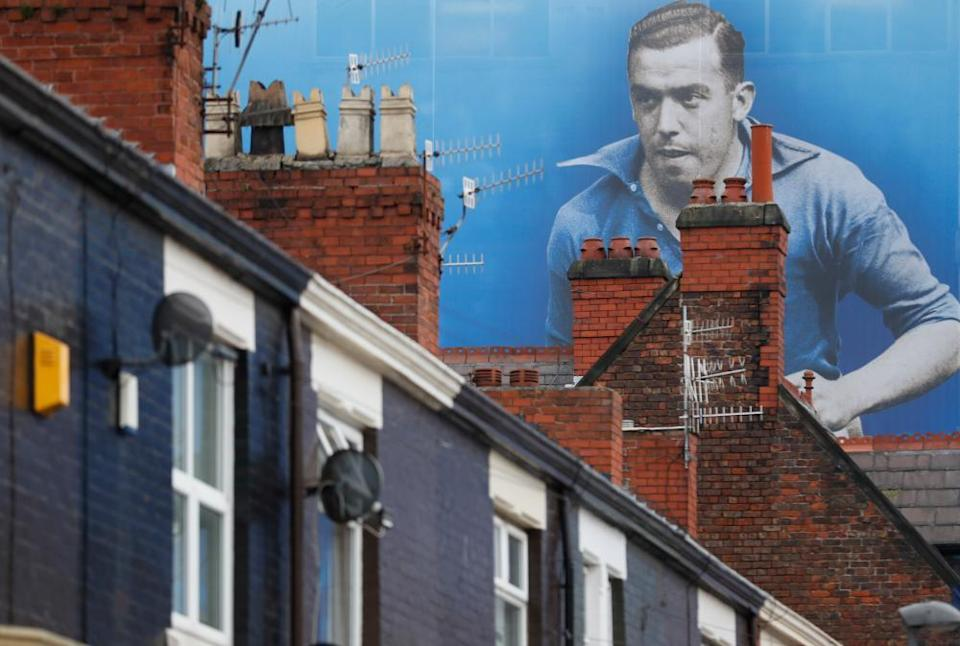 Dixie Dean scored seven more goals than Everton's title-winning points tally of 53 in the 1927-28 First Division.