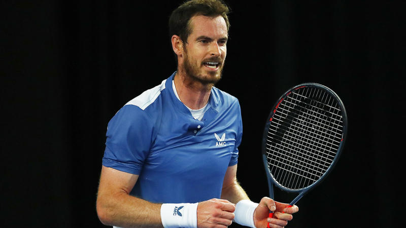 Andy Murray has thrown his support behind calls for Margaret Court arena to be renamed. (Photo by Clive Brunskill/Getty Images for Battle Of The Brits)