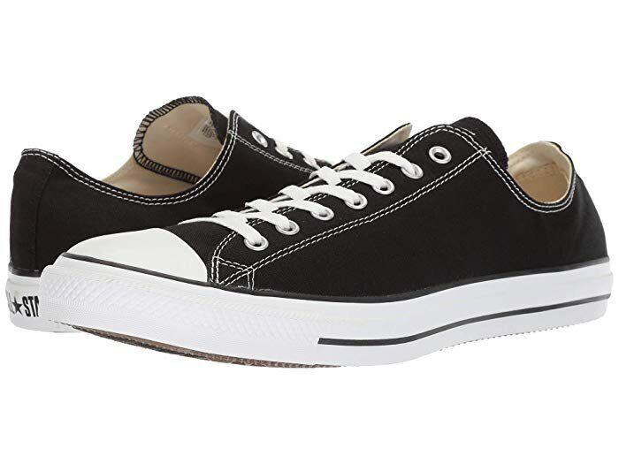 "These Converse have a canvas upper, canvas lining and cushioned footbed. <strong><a href=""https://fave.co/2DxuxzX"" target=""_blank"" rel=""noopener noreferrer"">Find them for $50 at Zappos.</a></strong>"