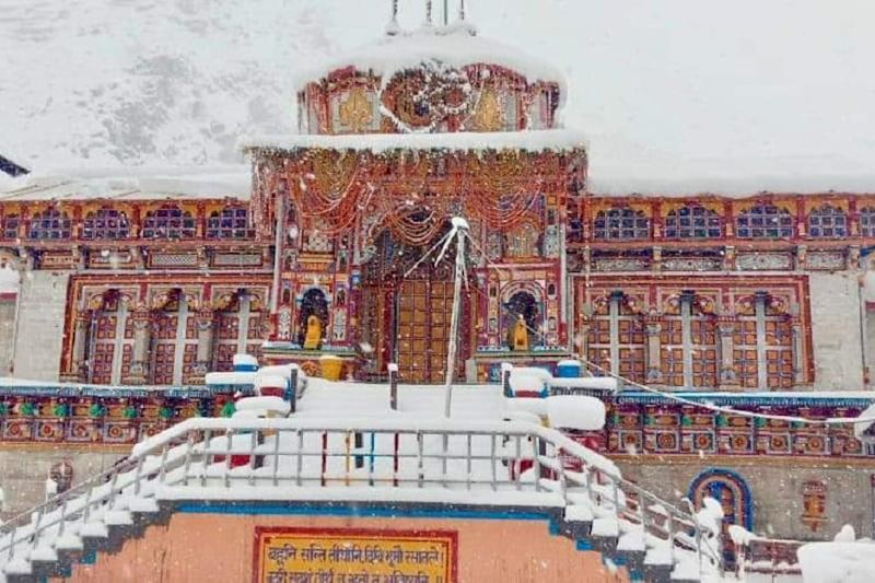 Keep Badrinath Yatra Suspended till June 30, Say Temple Priests