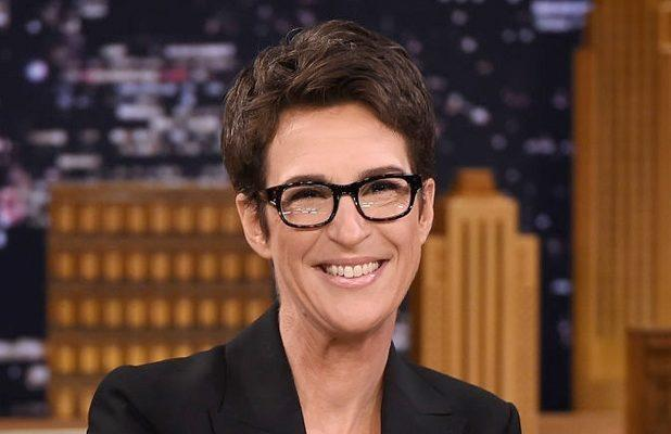 Rachel Maddow Joins the Cast of 'Batwoman' on The CW
