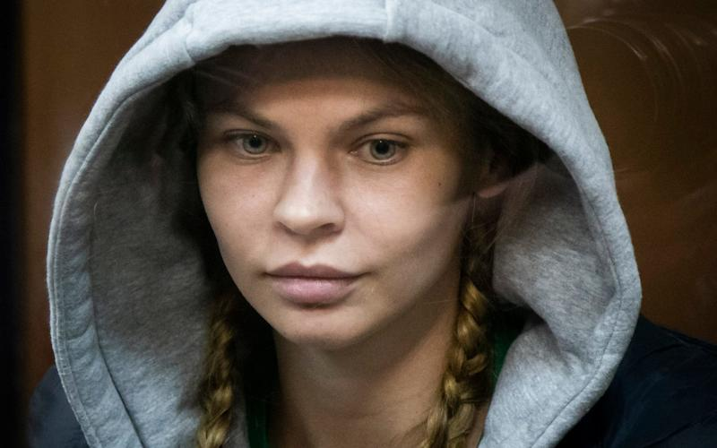 Anastasia Vashukevich claims she is the subject of 'fabricated' criminal cases in Thailand, Russia and Belarus - AP