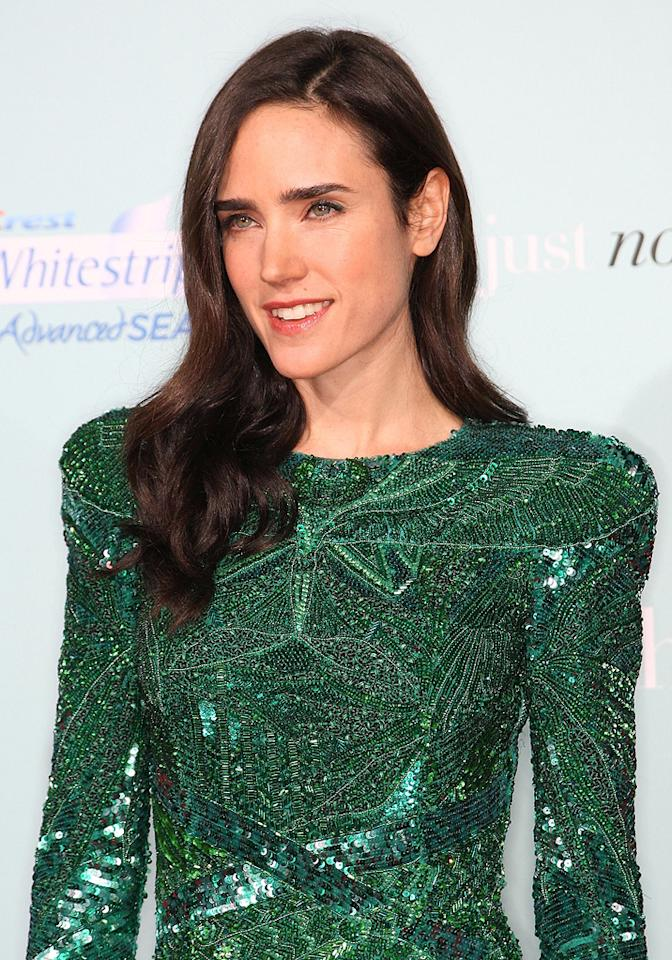 """<a href=""""http://movies.yahoo.com/movie/contributor/1800021142"""">Jennifer Connelly</a> at the Los Angeles premiere of <a href=""""http://movies.yahoo.com/movie/1809932969/info"""">He's Just Not That Into You</a> - 02/02/2009"""