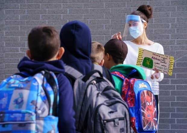 Quebec set aside money for high school and elementary school students, who have had their education disrupted by the pandemic.