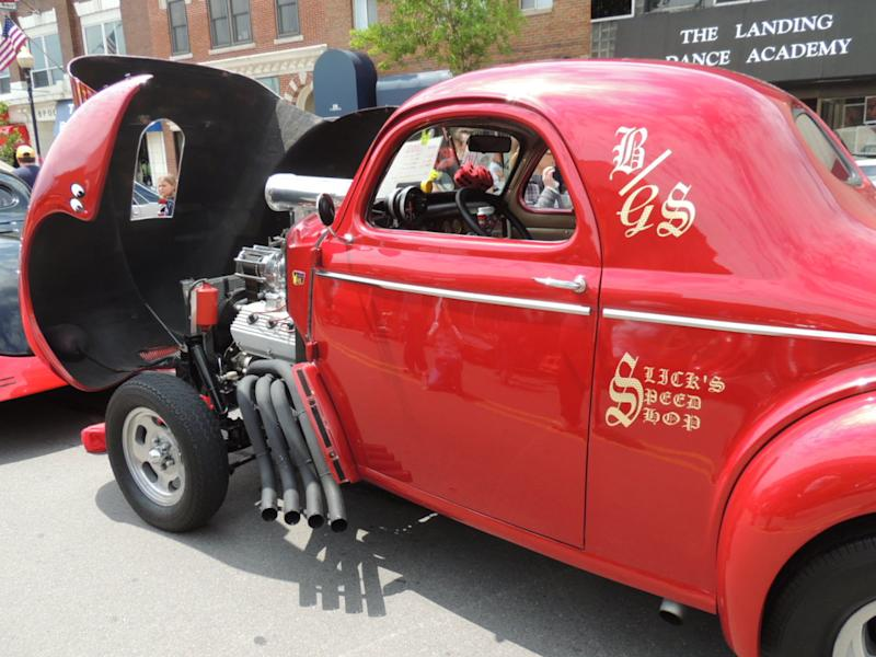 Cars Gone Hot Rod, Top Cars that Make Great Kustoms