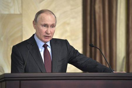 Vladimir Putin's Newest Nukes: The Weapons He Showed Off In Speech