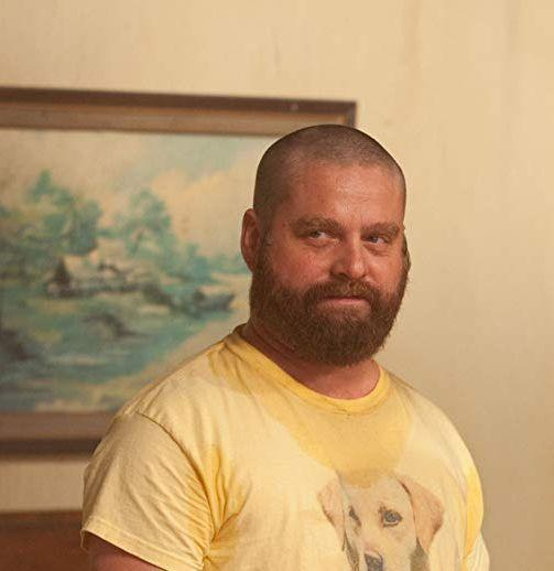 """<p>And all of a sudden, Galifianakis could be your next """"Fast and Furious"""" entry. Or Bond villain. Either way, we like it.</p>"""