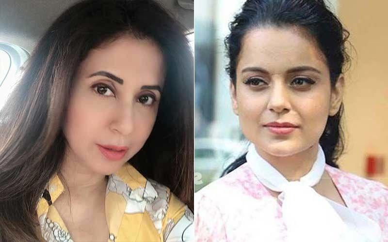 Urmila Matondkar Reacts To Kangana Ranaut's 'Soft Porn Star' Remark, Says The Female Anchor 'Smiled Gleefully' And Relished The Comments
