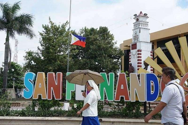 San Fernando, a town in mourning