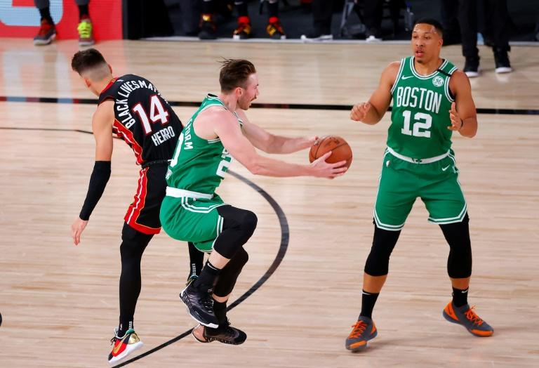 Celtics strike back with 117-106 win over Heat