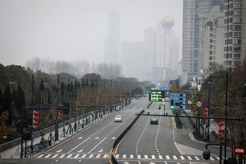 Wuhan's lockdown has been the strictest seen during the pandemic so far. Source: Getty