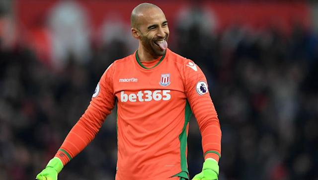 <p><strong>Number of saves this season: 72</strong></p> <br><p>Jack Butland's injury has meant Lee Grant's opportunity, with the former Derby County and Burnley man Mark Hughes' undisputed number one in the absence of the young English stopper. </p> <br><p>Grant has been in fine form for Stoke City, despite only making his Premier League debut this season after he had joined the Potters on loan, a deal which has now been made permanent.</p>