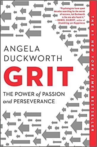 <p><span><b>Grit: The Power of Passion and Perseverance</b></span> ($10, originally $18) is the book I'm currently reading, and I love it so much. Angela Duckworth was actually a professor of mine in college, and her research is meaningful for anyone trying to live a more fulfilling life. Everyone should read this book.</p>