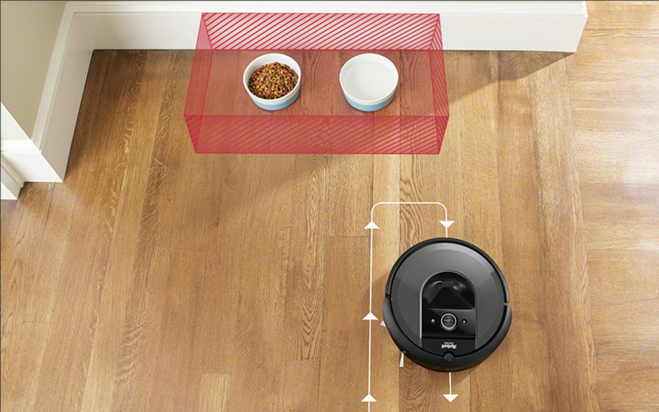 All Roombas can map out areas with the most dirt and grime. (Photo: Amazon)