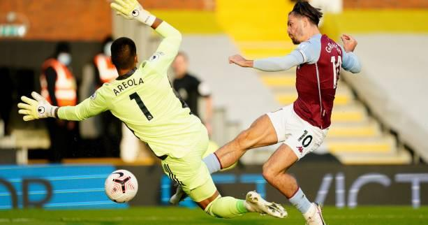 Foot - ANG - Angleterre:Alphonse Areola et Fulham coulent contre Aston Villa
