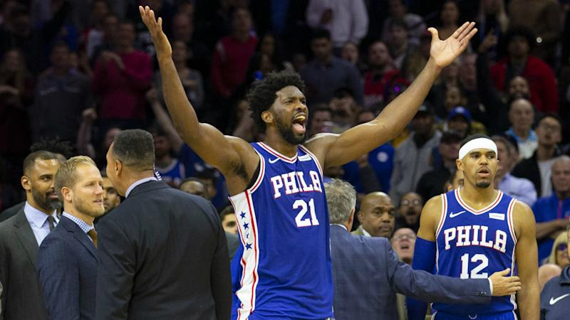 Joel Embiid expresses love for 76ers after boos & cryptic social media post