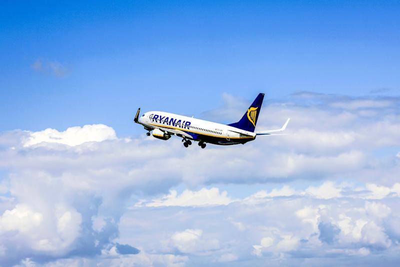 """Ryanair described Ireland's 'green list' as having a """"severe, detrimental effect"""" on the country's tourism industry: istock"""