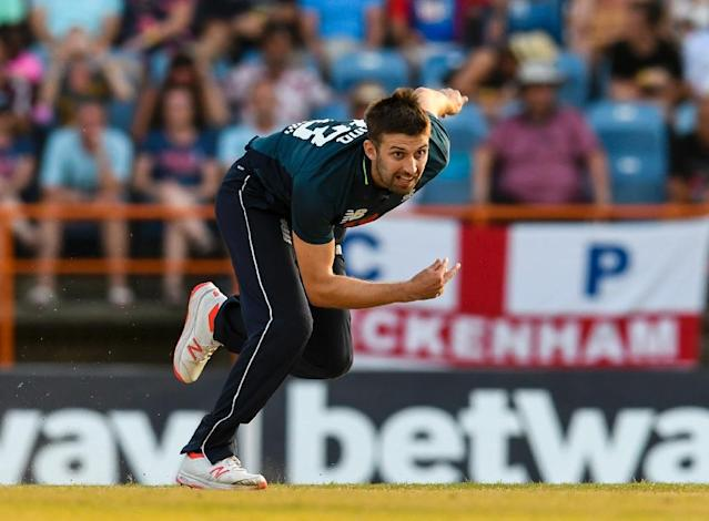 Need for speed - England quick Mark Wood could return against Pakistan (AFP Photo/Randy Brooks)