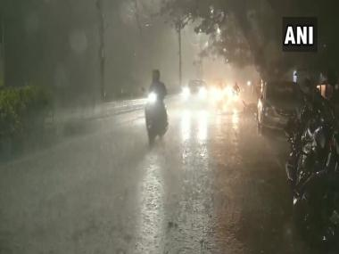 Chennai gets respite after heavy showers, thunderstorm hit many parts of city; Nungambakkam records 26 mm of rain in one day