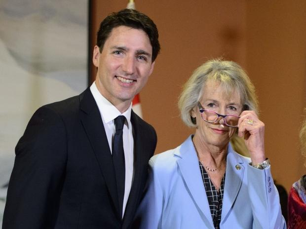 Trudeau appoints Joyce Murray as Treasury Board president