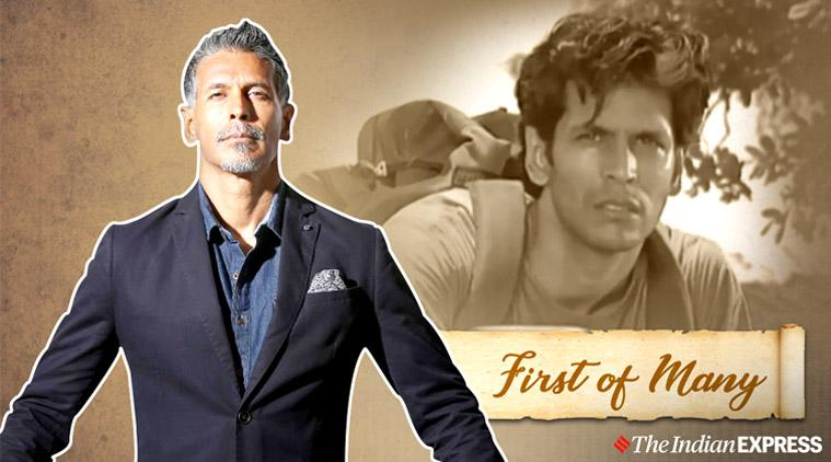 milind soman acting debut