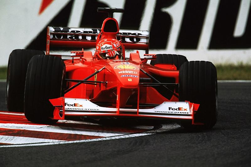 My favourite race: 2000 F1 Japanese Grand Prix