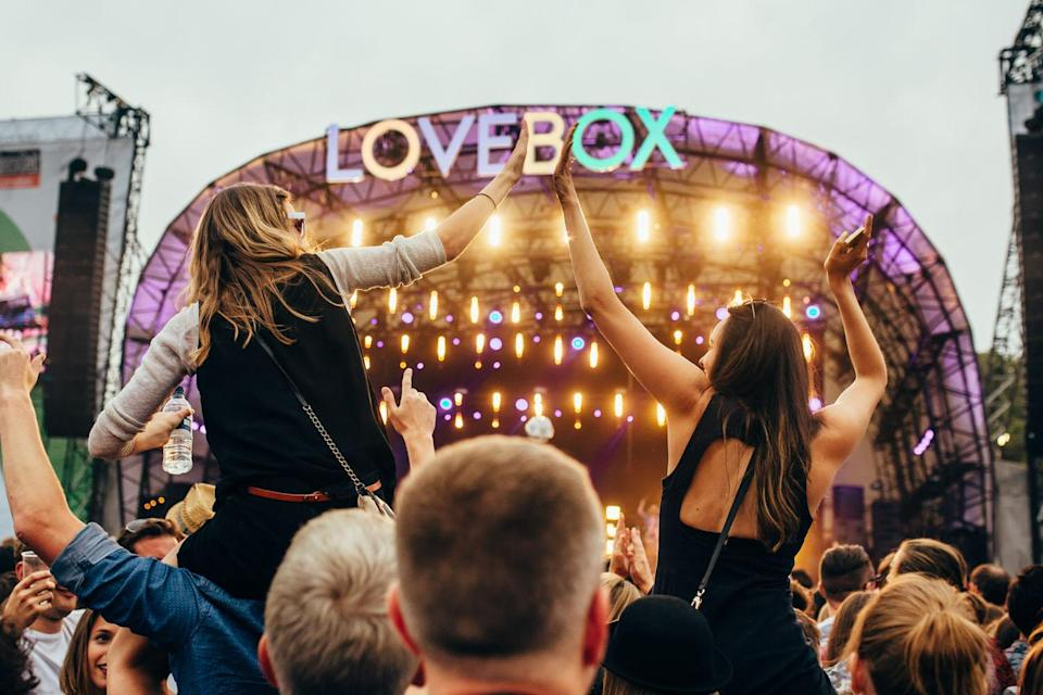"""<p>Lovebox stretches out over two days in July, bringing what the orgnaisers are touting to be the best line-up in their 15-year history. Frank Ocean and Chase & Status are taking the top two spots, supported by the likes of Solange, Rag n Bone Man, Jess Glyne, Jamie XX and many, many more. The festival also has plenty in the way of non-musical entertainment, with fashion boutiques and bountiful rows of street food stalls.<br> Date: 14-15 July<br> Price: from £64.50 (one-day ticket)<br> Website: <a rel=""""nofollow noopener"""" href=""""http://loveboxfestival.com/"""" target=""""_blank"""" data-ylk=""""slk:loveboxfestival.com"""" class=""""link rapid-noclick-resp"""">loveboxfestival.com</a> </p>"""