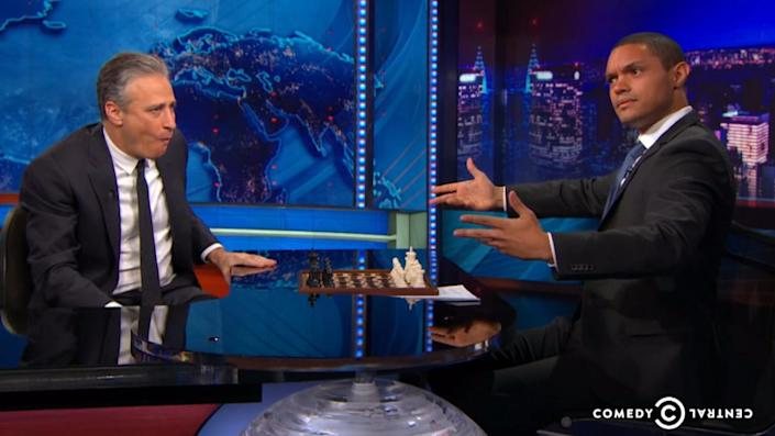 The highly-anticipated decision for Jon Stewart's successor on The Daily Show is in: South African comedian and Daily Show Foreign Correspondent Trevor Noah will take the reins after Stewart's departure later this year.