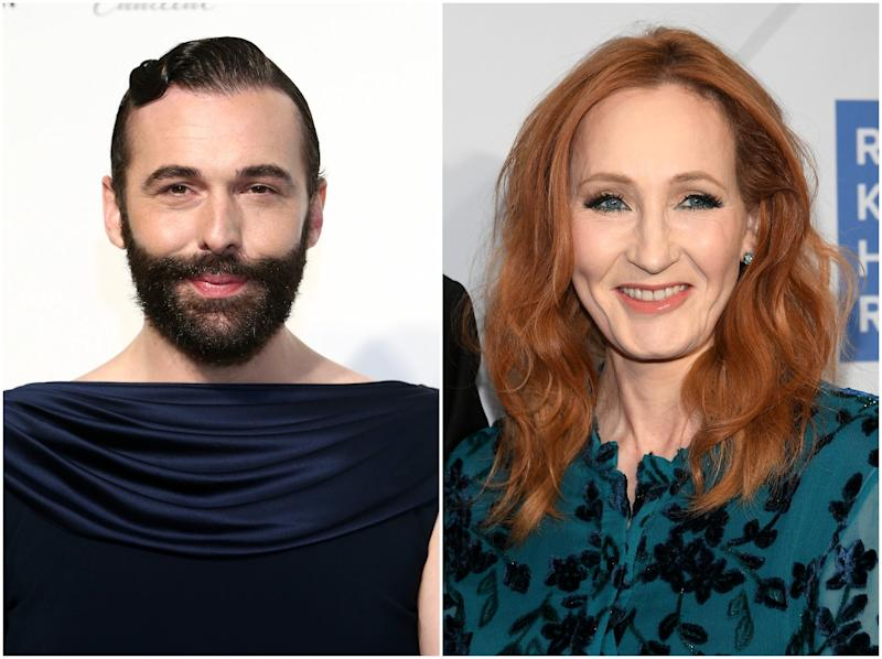 The 'Queer Eye' star suggested a new name for Rowling's latest book (Getty Images)