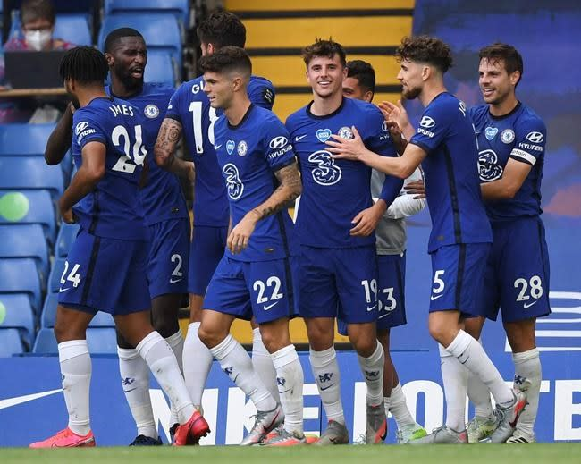 Chelsea into Champions League with 2-0 win over Wolves