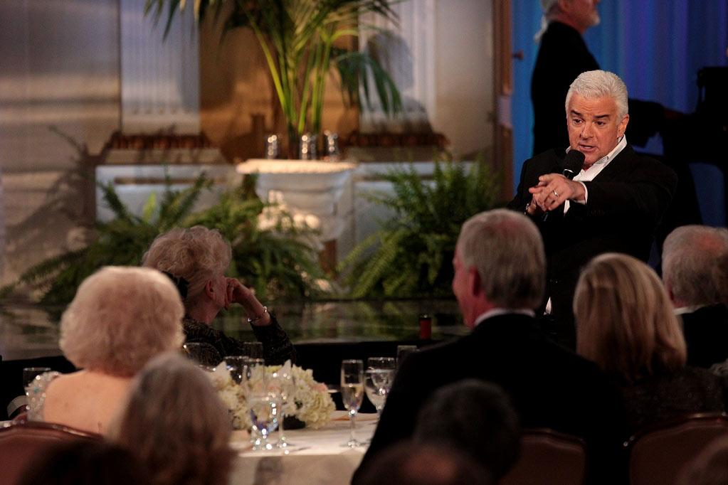 """John O'Hurley on """"Betty White's 90th Birthday: A Tribute to America's Golden Girl"""""""