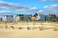 For those seeking some nostalgia with their beachgoing (think, the opposite of Jones Beach concerts or Rockaway's Insta-worthy hype), Ocean Grove is your spot. This relatively quiet stretch of the Jersey Shore is less than a 90-minute drive from midtown, and couldn't feel further! A relaxing stretch of beach is supplemented by a boardwalk and two nearby lakes, plus a walkable town with plenty of ice cream to keep you sated for the drive home.