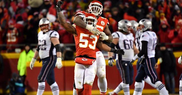 Hopes and fears for the Chiefs front seven