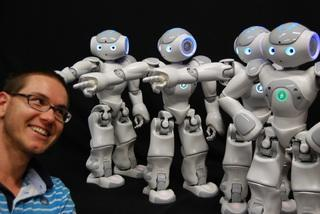 UC researchers believe robots can persuade people to conform