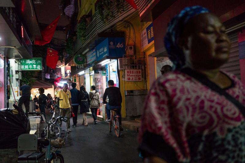 Racist incidents against Africans amid China's virus crackdown spark outcry