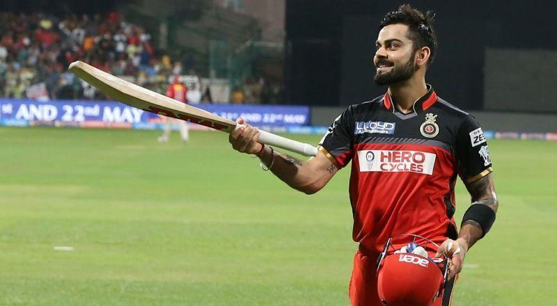 Virat's confidence increased due to his time at RCB