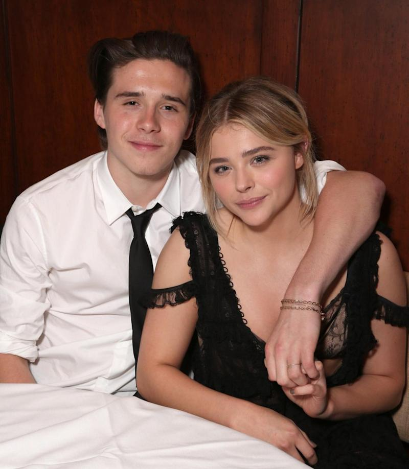 The on-off couple split back in 2016 and despite reuniting it seems they may have separated again. Source: Getty