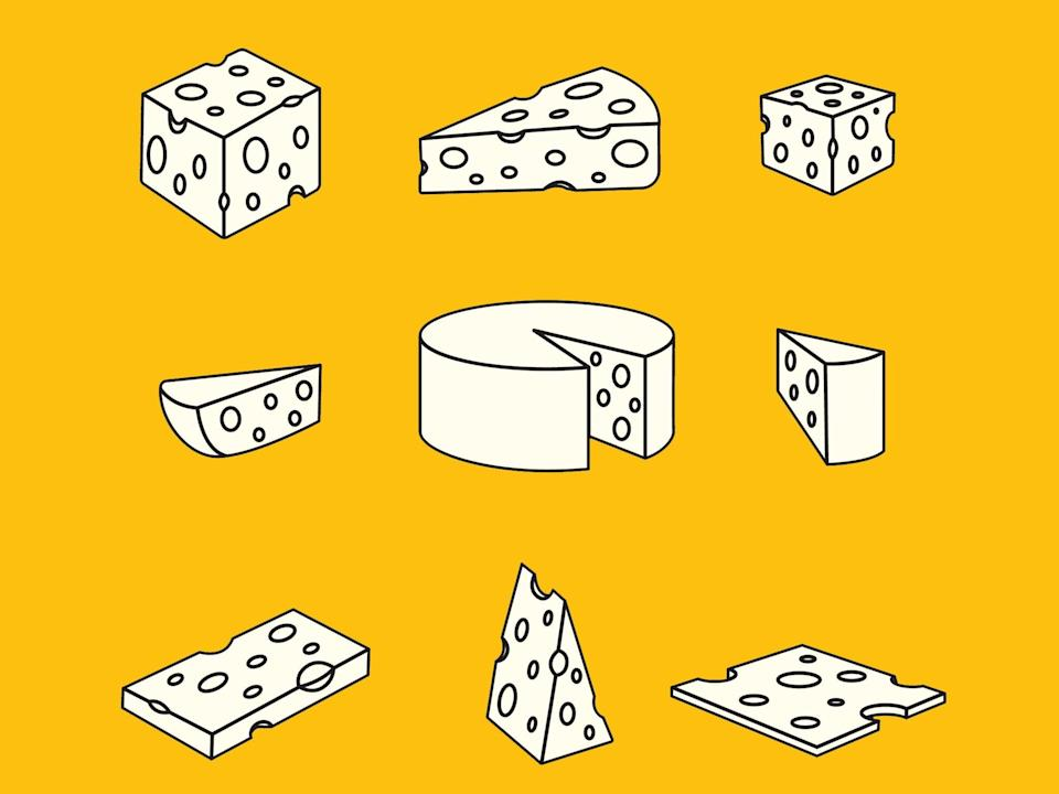 The perfect gift for you or a fellow cheese aficionado  (iStock/The Independent)