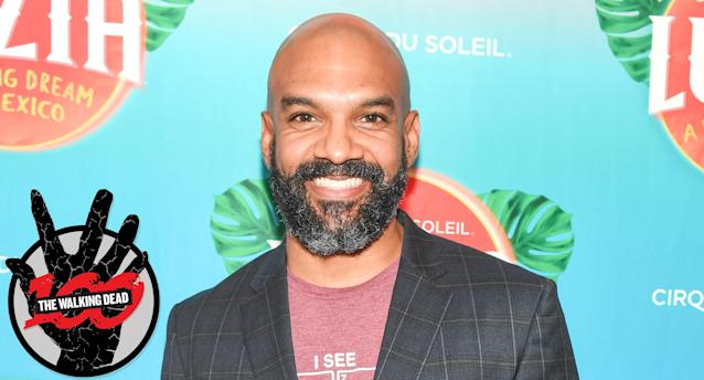 Khary Payton (Photo: Paras Griffin/Getty Images for Cirque du Soleil)