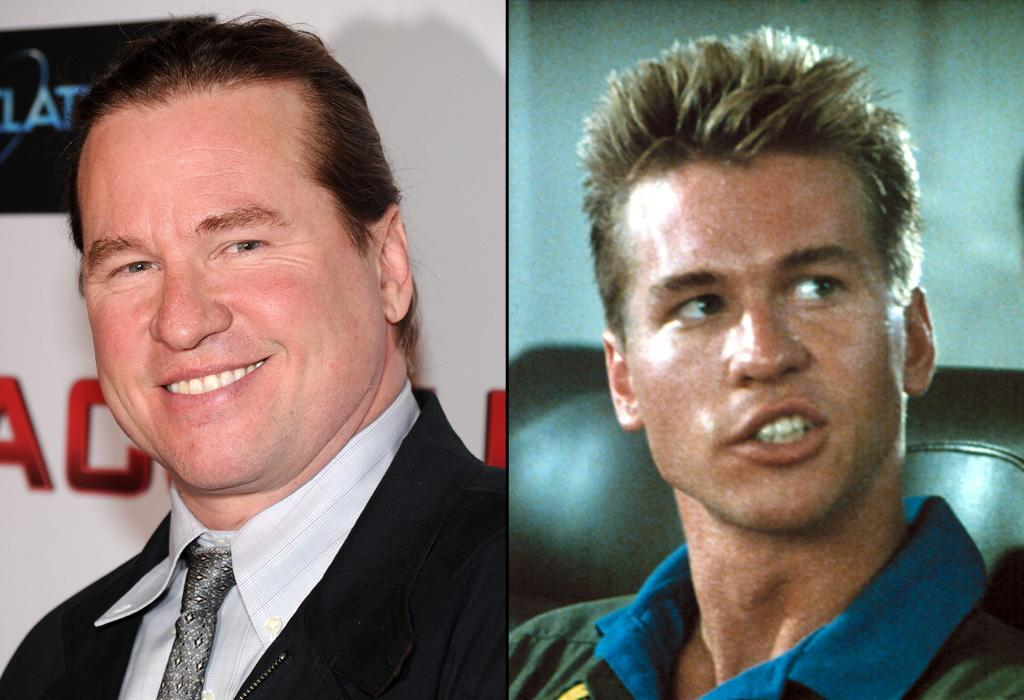 """<a href=""""http://movies.yahoo.com/movie/contributor/1800018671"""">Val Kilmer</a>  In """"Top Gun,"""" Cruise played the unpredictable rebel. Kilmer, by contrast, played Ice Man, a pilot who was methodical and relentless. Ice Man was every bit Maverick's equal in the skies, and for a while, it appeared Kilmer might be Cruise's equal at the box office.   Kilmer's post-""""Top Gun"""" career started strong with high-profile roles in """"Willow,"""" """"The Doors,"""" and """"Tombstone."""" Through the mid-'90s, he remained an above-the-title star, with roles in """"Batman Forever,"""" """"Heat,"""" and """"The Ghost and the Darkness."""" But then the rains came. Kilmer, whether justly or not, earned a reputation as being difficult. The roles got less glamorous. He provided the voice for """"K.I.T.T."""" in the updated """"Knight Rider"""" series (now canceled) and played the villain in the """"SNL""""-inspired comedy """"MacGruber."""""""