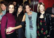 """<p>By far the most Irish of the early-aughts pop bands, B*Witched had a massive hit with """"C'est La Vie,"""" the video for which I recall involved step-dancing. From 1997 to 2002, they were big in Europe and to this day represent a very specific eary aughts teen girlhood that's so specific yet universal that the band even gets a shout-out in the Hulu series <em>Pen15</em>.  </p>"""