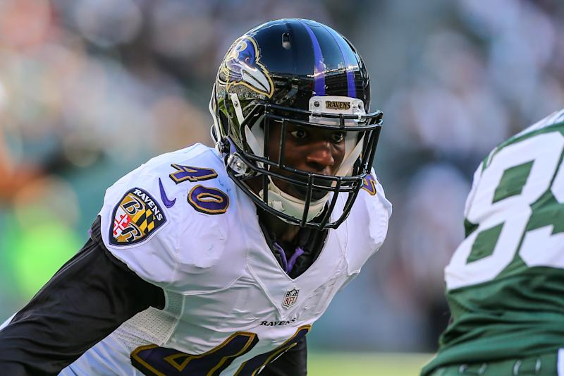 Baltimore Ravens corner back Robertson Daniel is now in the CFL.