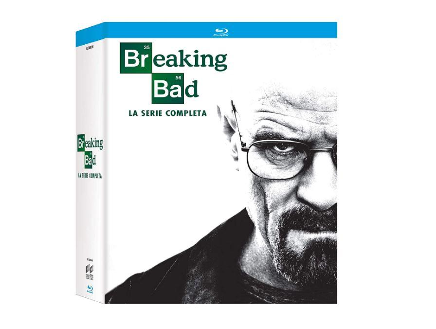 Breaking Bad Collection 1-6 (2018) (Box Set) (16 Blu Ray)